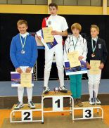 Sieger SW-Pokal Saalfeld, B-Jugend älter