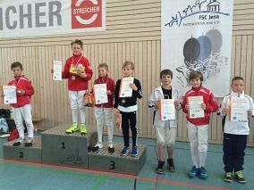 TSG Fechter Jena Schüler-Cup 3