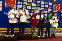 Sieger Lauermann-Cup 2015