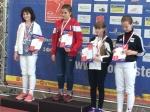 Platz 3 beim Youngster-Cup für Antonia Rutz