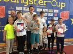 Trainer Matthias Hertel, Fechter und Kampfrichter des FCH beim Youngster-Cup/Foto privat.